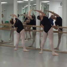 Ballet with Miss Harrison